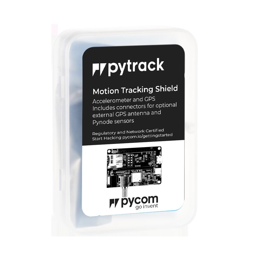 Pytrack 2.0 X