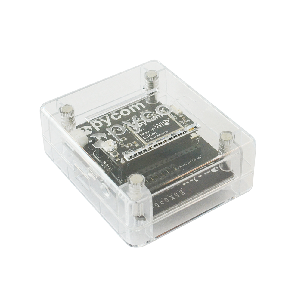 Pycase Clear