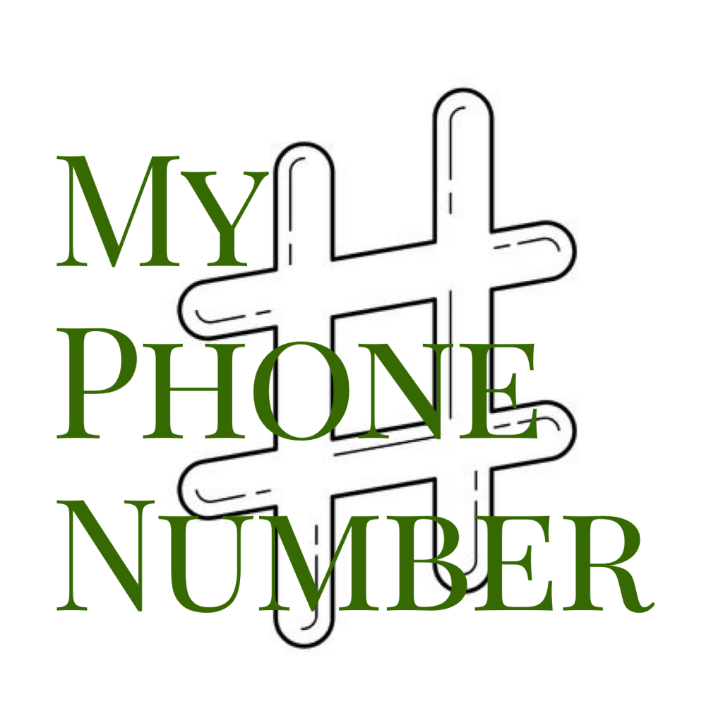My Phone Number